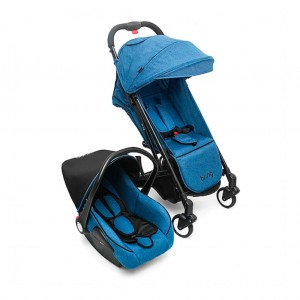5205 - Travel System BRING PARC CS Rojo