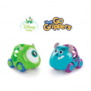 11324 - AUTOS MONSTERS INC GO GRIPPERS (X2U)